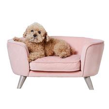 Romy Velvet Pet Sofa