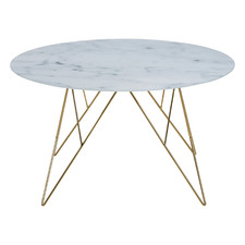 Madison Faux Marble Coffee Table