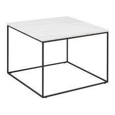 Lincoln Square Marble Coffee Table