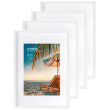 A3 Chelsea Wooden Photo Frames (Set of 4)