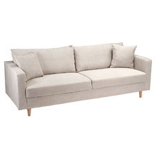 Ameila 3 Seater Upholstered Sofa