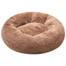 Round Soothing Pet Bed