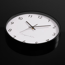 Anderson Silent Wall Clock