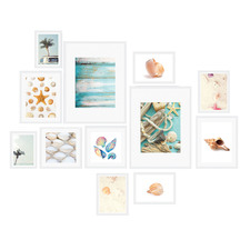 12 Piece Instant Gallery Wall Set