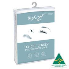 Tencel Jersey Standard Pillow Protector