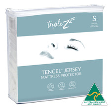 Tencel Jersey Mattress Fitted Protector