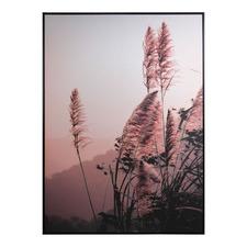 Long Grass Framed Canvas Wall Art