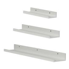 3 Piece Finley Wall Shelves Set