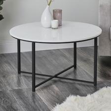 Romeo Marble Coffee Table