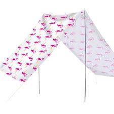 Flamingo Summer Beach Tent