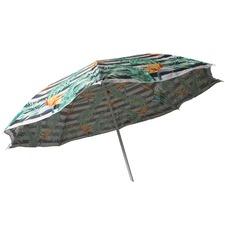Bird Of Paradise Beach Umbrella