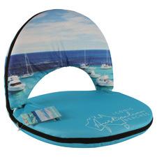 Rottnest Foldable Floor Beach Chair