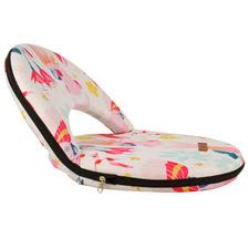 Rose Cockatoo Foldable Floor Beach Chair