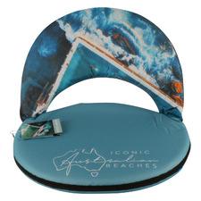 Bondi Foldable Floor Beach Chair