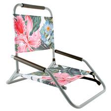 Hibiscus Shore Foldable Beach Chair