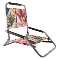 Tropic Summer Foldable Beach Chair