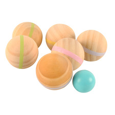 Good Vibes 7 Piece Outdoor Boules Game Set