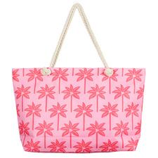 Coco Palms Jumbo Beach Bag
