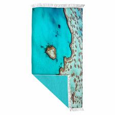 Great Barrier Reef Beach Towel