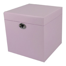 Pink Kandi Cube Luxury Jewellery Box