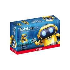Tobbie the Toy Robot
