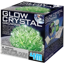 Growing Glow Crystal Toy