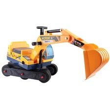 Kids Ride-On Toy Excavator