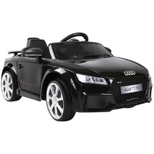 Black Ride On Audi TT RS Roadster