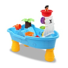 Sand & Water Pirate Play Set