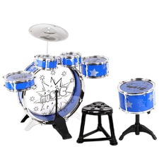 11 Piece Kids' Drum Set
