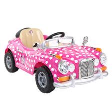 Disney Minnie Mouse Ride-On Car