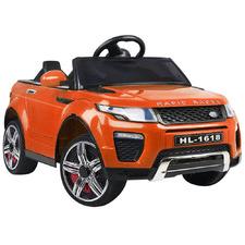 Orange Kids Ride On Range Rover Evoque