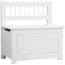 Kids' Toy Box Storage Seat