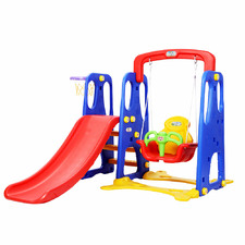 Kids Perry 4-in-1 Play Centre