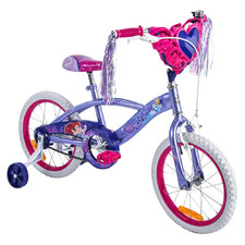 Princess Huffy Bicycle with Training Wheels