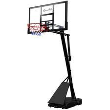 Black Everfit Basketball Stand & Hoop