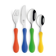 4 Piece Babeny Kids' Cutlery Set