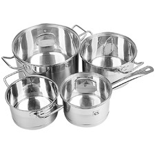 4 Piece Herten Cookware Set