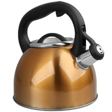 2.5L Bronze Bonn Whistling Kettle