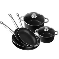 5 Piece Small Solaris Non-Stick Cookware Set