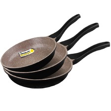 3 Piece K2 Fry Pan Set