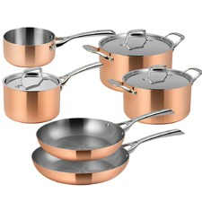 6 Piece Lassani Cookware Set
