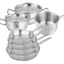 7 Piece Pro X Relic Stainless Steel Cookware Set