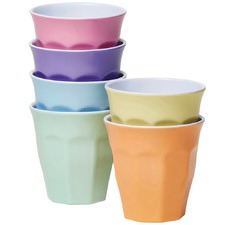 6 Piece Dream Classic Melamine Tumbler Set