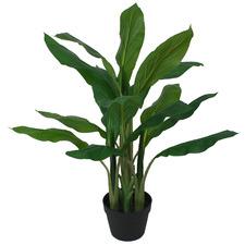 90cm Potted Faux Dracaena Plant