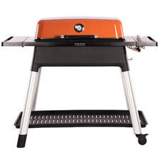 Furnace Gas Barbecue with Stand