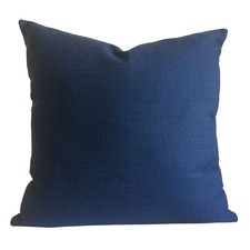 Blue Coastal Plain Georgia Cushion