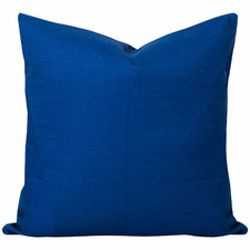 Blue Coastal Plain Georgia Cushion