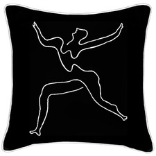Art Masters Picasso Dancing Man Linen Cushion