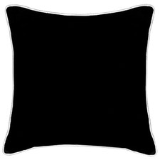 Art Masters Black Wanda Linen Cushion